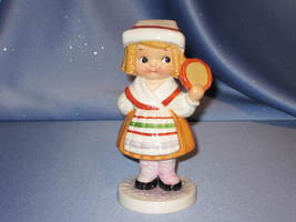 Dolly Dingle in Italy Figurine by Goebel. - $29.00