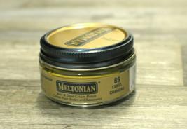 Meltonian Boot Shoe Cream Polish Shine Protect Leather CAMEL #89 1.55 oz... - $20.90