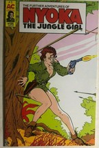 The Further Adventures Of Nyoka Jungle Girl #1 (1988) Ac Comics Color Gga Fine - $12.86