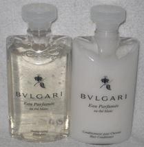 Bulgari au the blanc white tea shampoo and conditioner new set 11 thumb200
