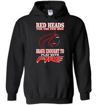 Redheads For The Few Men Blend Hoodie - $32.99+