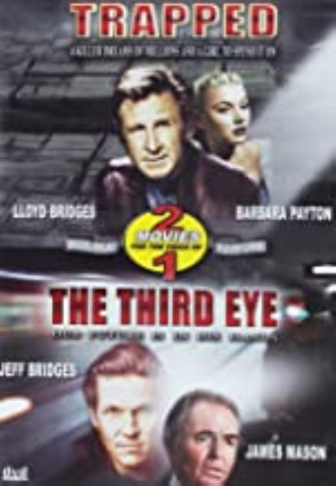 Trapped / The Third Eye Dvd