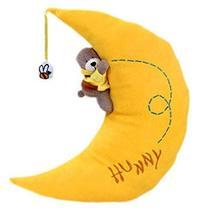 "Kids Plush Doll Moon Plush Toy Ideas Stuffed Best Gift (H)17.3"" - $23.57"