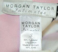 Morgan Taylor Intimates Bubble People Adult Small Pajama Set White Grade B image 7