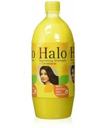 Halo Nourishing Shampoo Conditioner with natural egg proteins 1000ml/33.... - $36.00