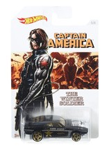 Hot Wheels Captain America - The Winter Soldier... - $8.20