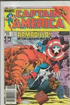 Captain America #308 ORIGINAL Vintage 1985 Marvel Comics 1st Armadillo N... - $19.79