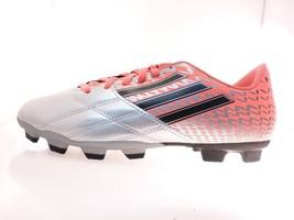 Brand New Adidas Neoride TRX FG J Boys Soccer Cleats G65066 Silver/Pink ... - $44.54