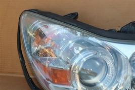 09-11 Genesis Sedan Projector Headlight Lamp Halogen Passenger Right RH POLISHED image 2