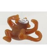 2000 Vintage Polly Pocket Jungle Pets - Monkey Bluebird Toys - $6.00