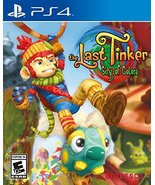 The Last Tinker: City of Colors - PlayStation 4 [video game] - $34.30