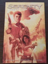 Serenity Vol 1 Those Left Behind Hardcover Graphic Novel - $5.00