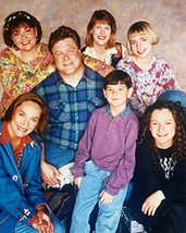 Roseanne Cast Studio Portrait Color 16x20 Canvas Giclee - $69.99