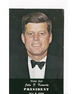 JOHN F. KENNEDY 6th ANNIV. OF DEATH ON ORIGINAL DEMOCRATIC COMMITTEE POS... - $11.58