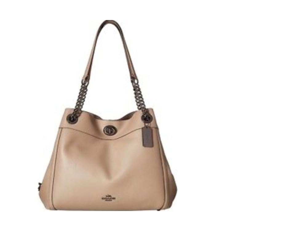 cf1c793a5 NWT Coach Turnlock Edie - MSRP $395 and 28 similar items