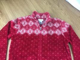 Talbots Womens Full Zip Sweater Small warm  small S - $4.99