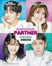 Korean Drama DVD Suspicious Partner (2017) GOOD ENG SUB Ship From USA