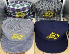 Western CAP with HORSEHEAD Embroidery Cowboy Baseball Caps Ball Horse Head - $14.24+