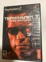 Terminator 3: Rise of the Machines (Sony PlayStation 2, 2003) PS2 - $5.49