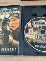 Sony PS2 Delta Force: Black Hawk Down Team Sabre image 2