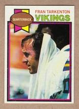 1979 Topps #200 Fran Tarkenton Minnesota Vikings Near Mint NM condition - $4.05