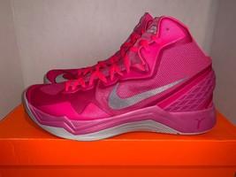 Nike Zoom Hyperdisruptor PE Think Pink BCA Men's Size 11.5 548180 601 - $148.50