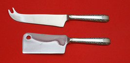 Candlelight by Towle Sterling Silver Cheese Server Serving Set 2pc. HHWS  Custom - $110.30