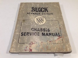 1980 Buick Factory Shop OEM Chassis Service Manual Advance Edition - $9.99