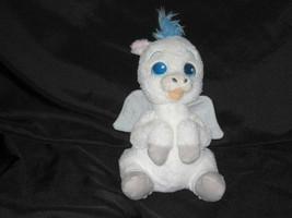 "Disney Hercules Pegasus Winged White Horse Plush Toy 10"" - $14.85"