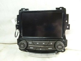 14 15 Buick Lacrosse Touchscreen Audio Control Radio 90923584 POD1 - $57.02