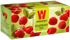 Wissotzky Herbal Tea Raspberry, KP Tea, 25 bags  - $8.75