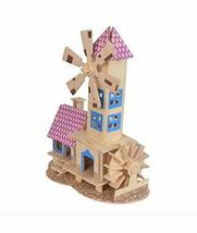 PANDA SUPERSTORE The Fairy Tale House Three-Dimensional Building Manual Assembly
