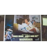 JAMES BOND 007 MOONRAKER LOBBY CARD SET! ROGER MOORE - $297.00