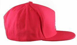 Diamond Supply Co. Eternal Diamond Red Snapback Baseball Hat NWT image 3