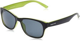 Fastrack Sundowner UV Protected Unisex Sunglasses - (PC001BK24|54| - $51.24