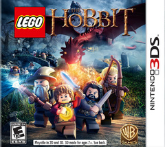 LEGO:THE HOBBIT NLA  - Nintendo 3DS - (Brand New) - $30.54