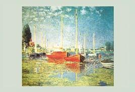 Argenteuil by Claude Monet - Art Print - $19.99+