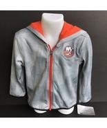 NHL New York Islanders Toddler Hoodie Jacket Full Zip - Size 2T - NEW W/... - $24.99