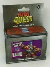Riot Quest Balthazar Bamfist Arena Miniature PIP 63048 Hobby Privateer Press NEW - $26.72