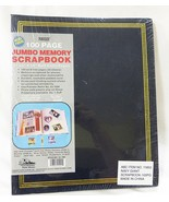 Pioneer 100 pages jumbo scrapbook x pando post style sealed - $27.00