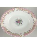 "Royal Albert Serenity Oval vegetable bowl 9 "" - $35.00"
