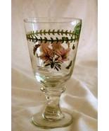 Portmeirion 2019 Botanic Gardens Rhododendrum All Purpose Glass - $8.18