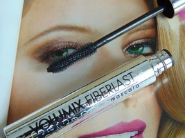Eveline Volumix Fiberlast Black Mascara Ultra Length & Separation & Curl... - $5.33