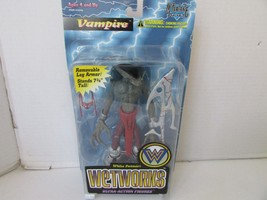 """12104 MCFARLANE TOYS  WETWORKS ACTION FIGURE VAMPIRE 7.5""""  NEW  L132 - $12.69"""
