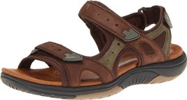 Rockport Cobb Hill Women's Fiona Sandal, Brown, 8 M US - $61.42