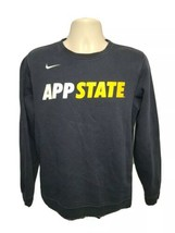 Appalachian App State University Mountaineers Adult Small Black Sweatshirt - $24.75