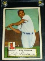 Billy Goodman - 1952 Topps - Baseball Card - $107.91