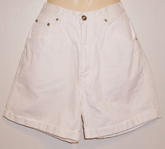 CROSSROADS WHITE DENIM Shorts Sz 12 - $5.00
