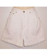 CROSSROADS WHITE DENIM Shorts Sz 12 - $9.00