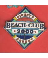 Disney Beach Club Resort  2000  WDW Authentic Disney pin - $10.99